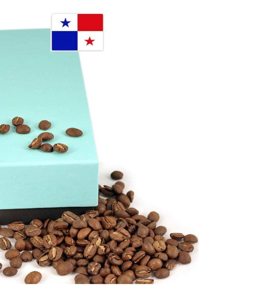 اظرف القهوة المختصة الجاهزة للتقطير  - بنما قيشا